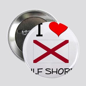 "I Love Gulf Shores Alabama 2.25"" Button"