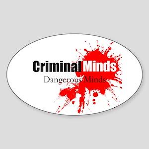 Criminal Minds Sticker