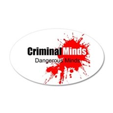 Criminal Minds Wall Decal