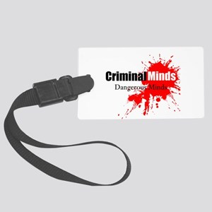 Criminal Minds Luggage Tag