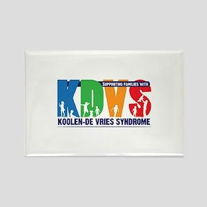 KDVS Logo Magnets