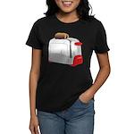 '50s Kenmore Toaster Women's Dark T-Shirt