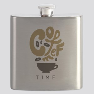 Coffee Time Flask
