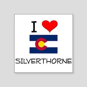I Love Silverthorne Colorado Sticker