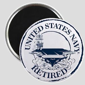 U.S. Navy Retired (Carrier) Magnet