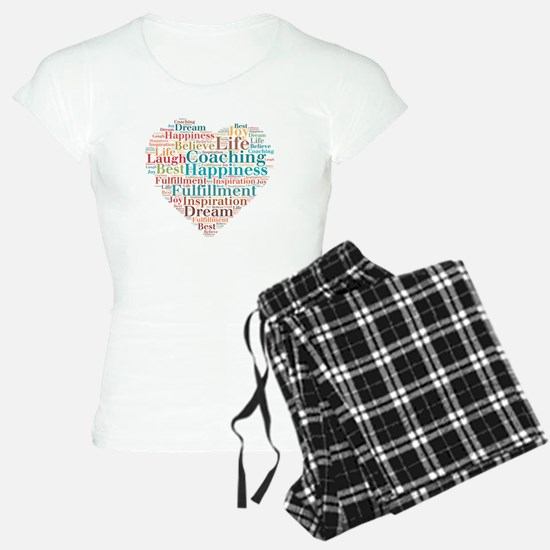 Coaching Wordart Pajamas