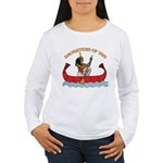 Daughters of Isis Nile Women's Long Sleeve T-Shirt