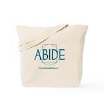 Abide Tote Bag