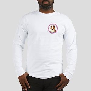 Sheltie Valentine Long Sleeve T-Shirt