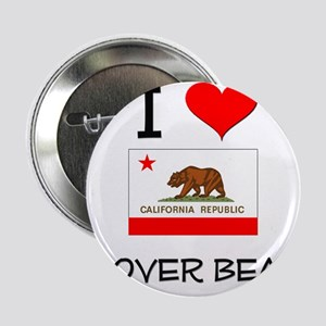 """I Love Grover Beach California 2.25"""" Button"""