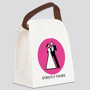 Strictly Yours Canvas Lunch Bag