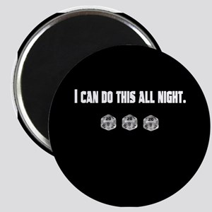 I can d20 all night! Magnet