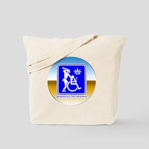 Thug Free America Tote Bag