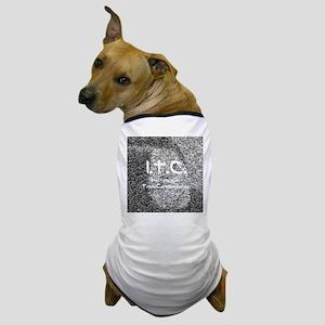 ITC instrumental transcommuni Dog T-Shirt