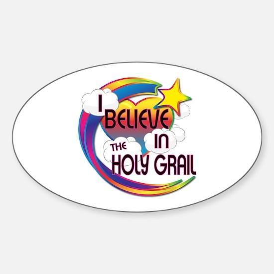 I Believe In The Holy Grail Cute Believer Design S