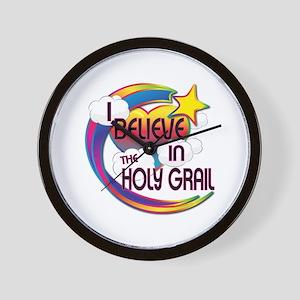 I Believe In The Holy Grail Cute Believer Design W
