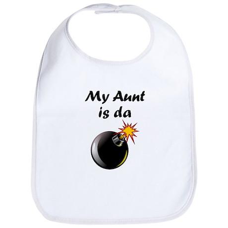 My Aunt Is Da Bomb Bib
