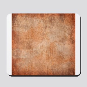 Brown Watercolor Mousepad