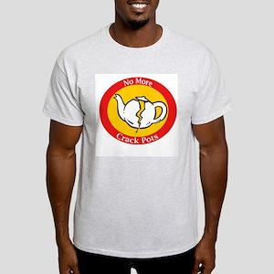 No More Crackpots! T-Shirt