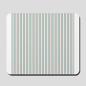 Vertical Stripes Mousepad
