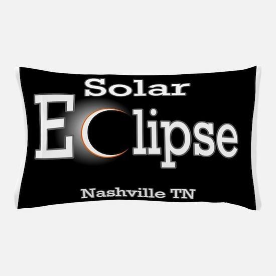 eclipse 2017 aug Pillow Case