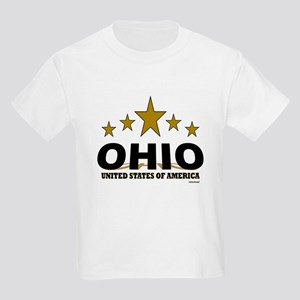 Ohio U.S.A. Kids Light T-Shirt