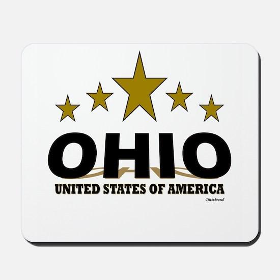 Ohio U.S.A. Mousepad