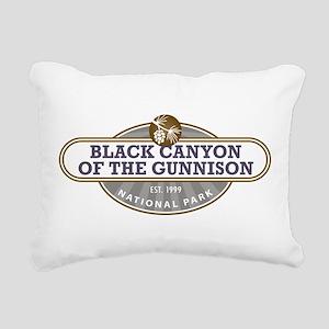 Black Canyon o the Gunnison National Park Rectangu