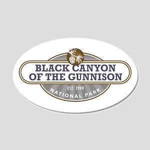 Black Canyon o the Gunnison National Park Wall Dec
