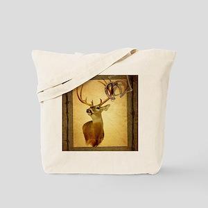 western country deer Tote Bag