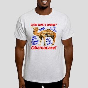 Obamacare Camel Light T-Shirt