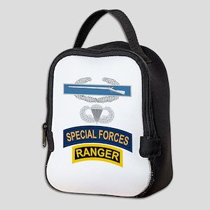 CIB Airborne SF Ranger Neoprene Lunch Bag