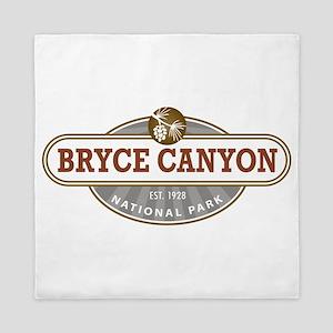 Bryce Canyon National Park Queen Duvet