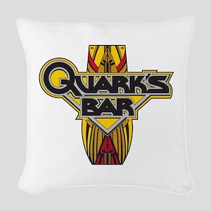 STAR TREK DS9 Quarks Woven Throw Pillow