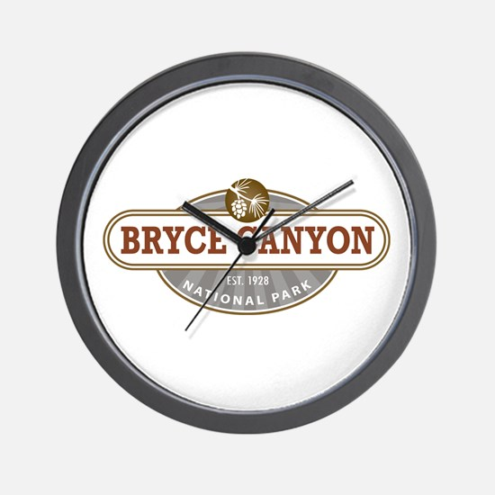 Bryce Canyon National Park Wall Clock