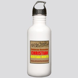 HERITAGE MONTH 2 Stainless Water Bottle 1.0L