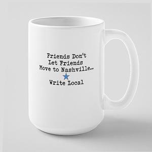 Write Local. Friends Don't Let Friends Move..... M