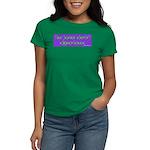 The Jesus Christ Experience Women's Dark T-Shirt