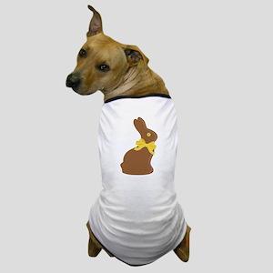Chocolate Bunny Dog T-Shirt