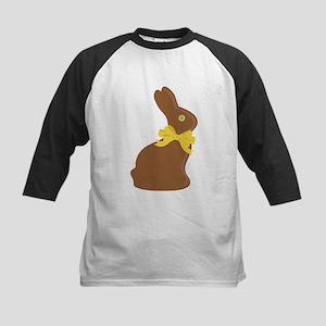 Chocolate Bunny Baseball Jersey