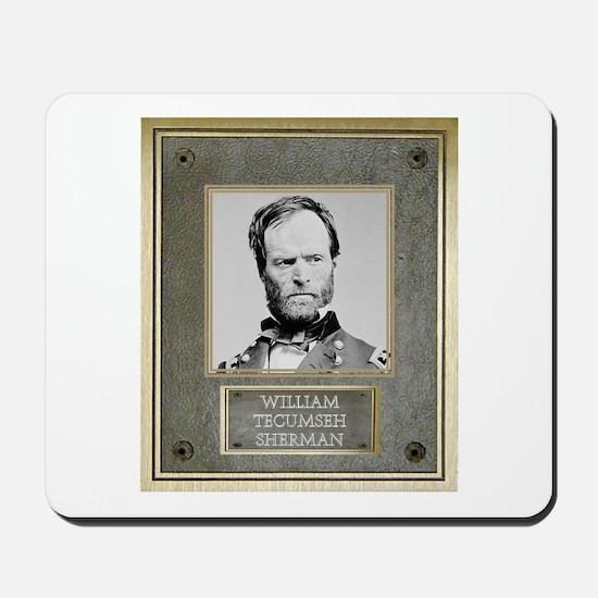 William Tecumseh Sherman Mousepad