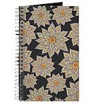 Floral Rhythm Journal