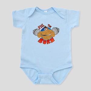 weights Infant Bodysuit
