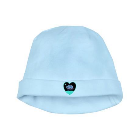 Love California - Bright baby hat