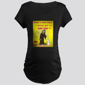 jesusnoegg Maternity Dark T-Shirt