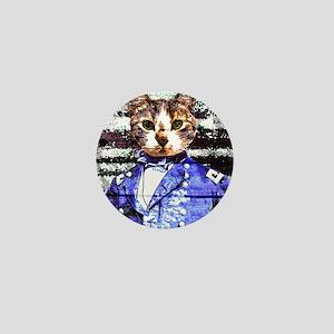 Captain Meow rework Mini Button