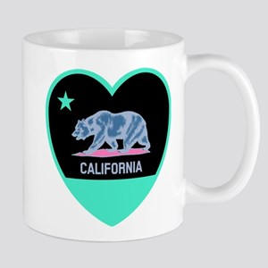 Love California - Bright Mugs