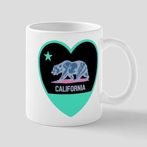Love California - Bright Mugs