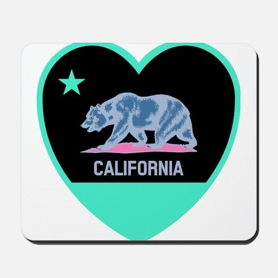 Love California - Bright Mousepad