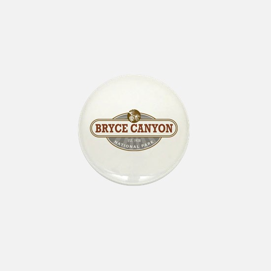 Bryce Canyon National Park Mini Button